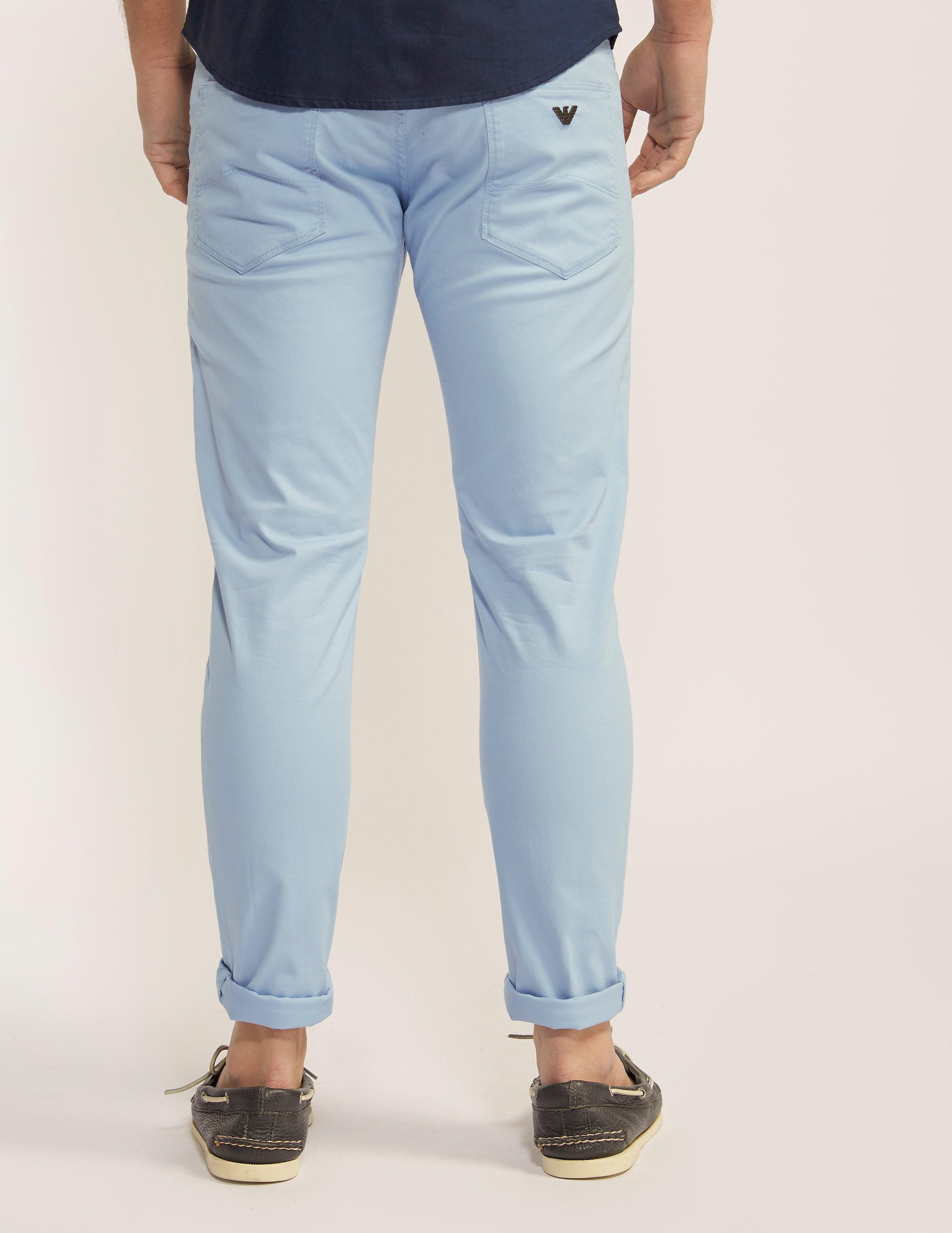 Armani Jeans J06 Cotton Chino  Regular Leg