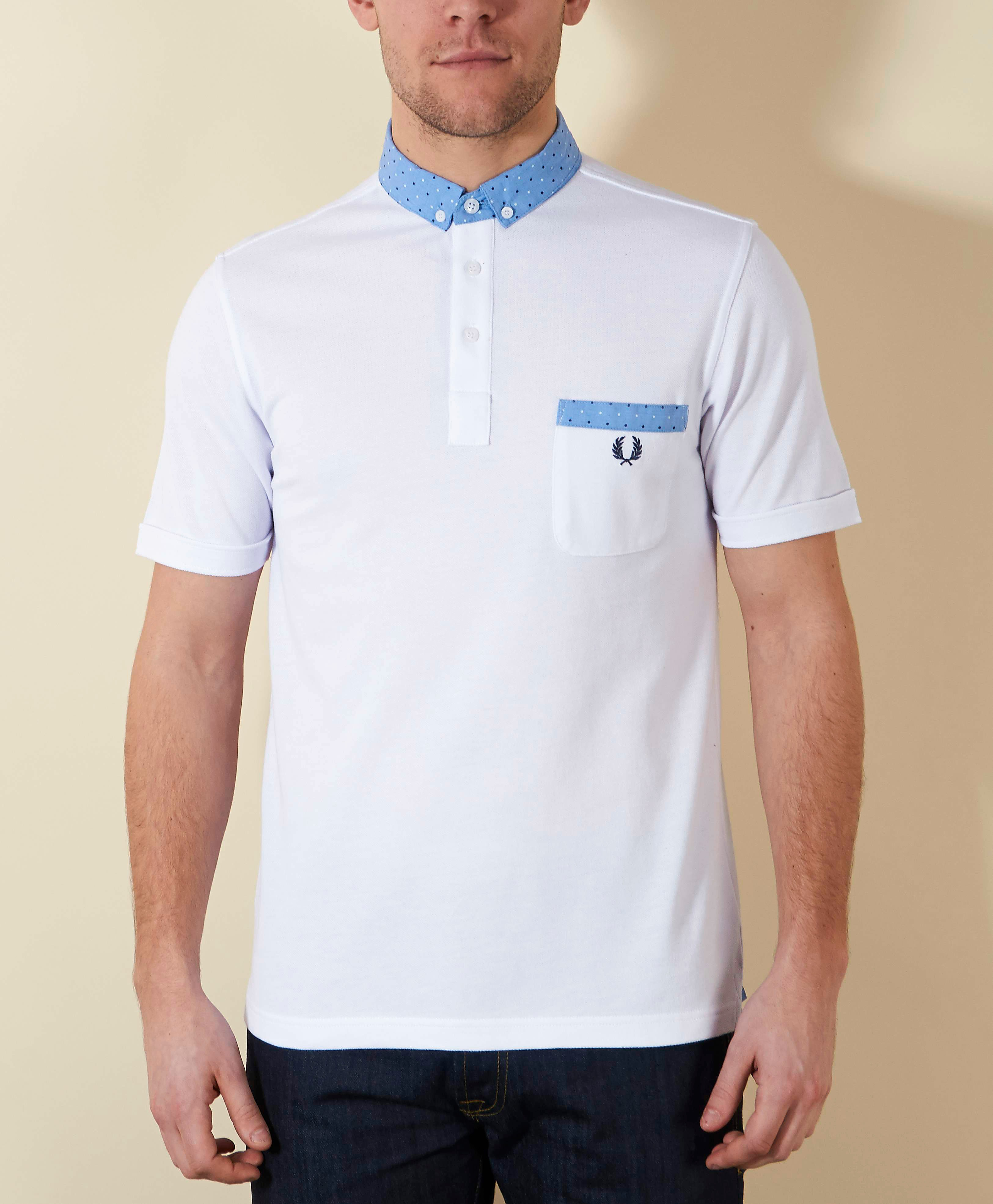 Fred Perry 30th Anniversary Polka Polo Shirt  Exclusive