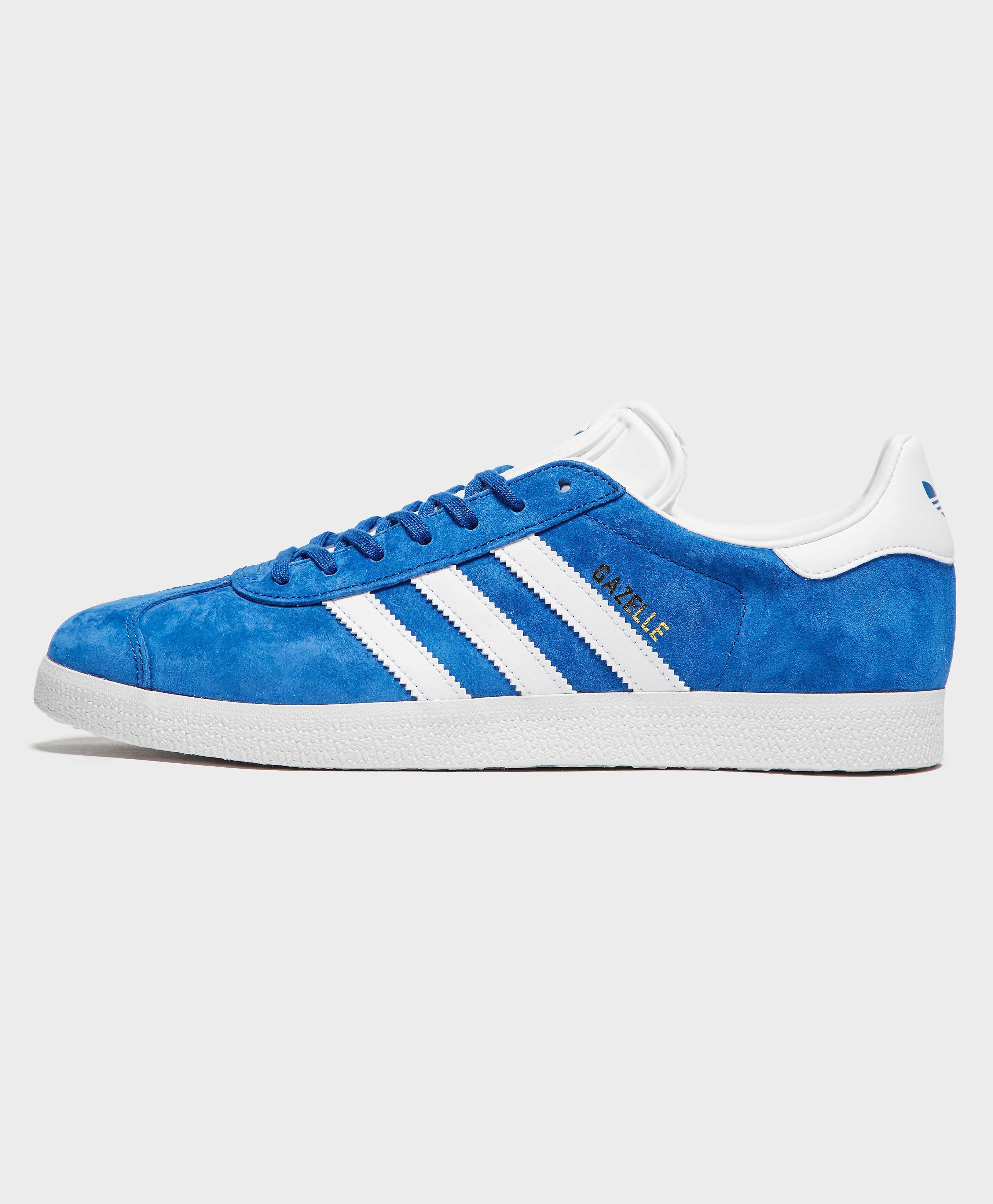 adidas Originals Gazelle  Blue White Blue White