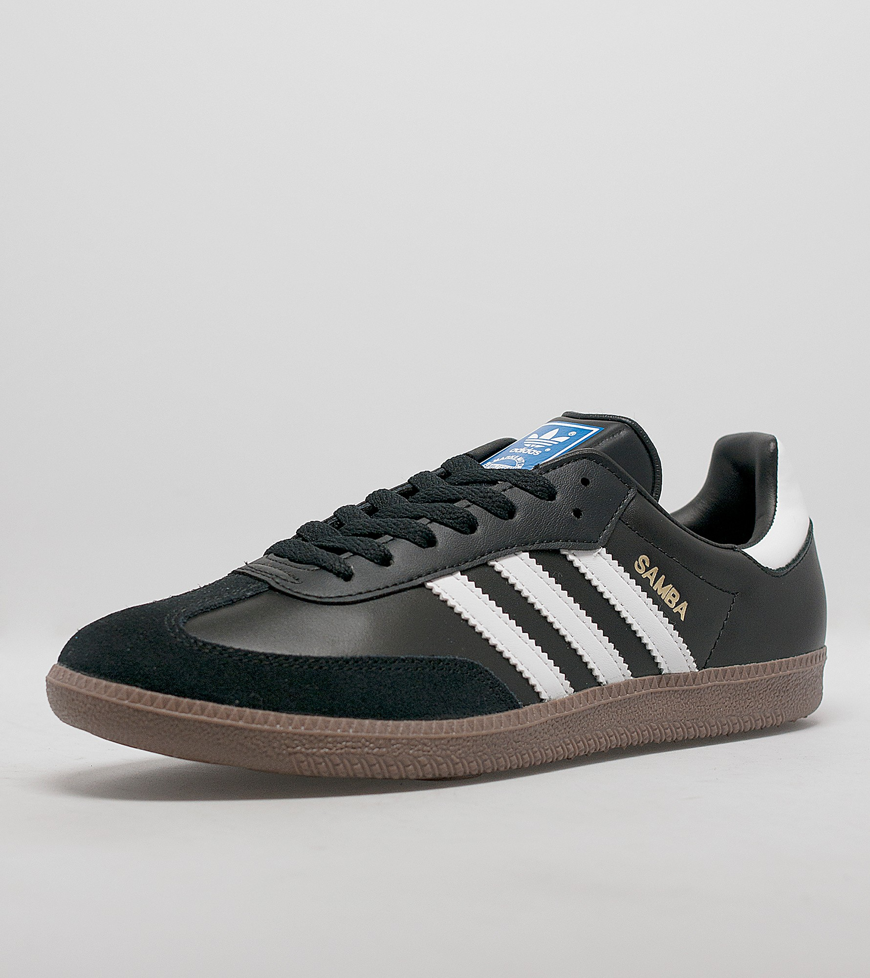 Adidas Originals Samba Shoes Grey Heather
