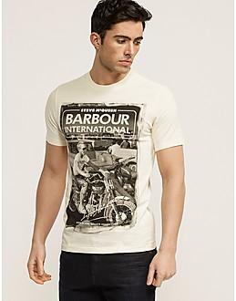 Barbour Mojave Biker T-Shirt