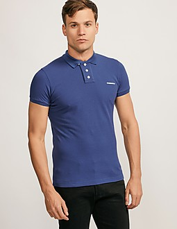 DSQUARED Short Sleeve Polo Shirt