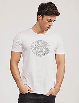 Pretty Green Linear Logo T-Shirt
