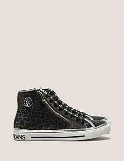 Armani Jeans High Top Trainer