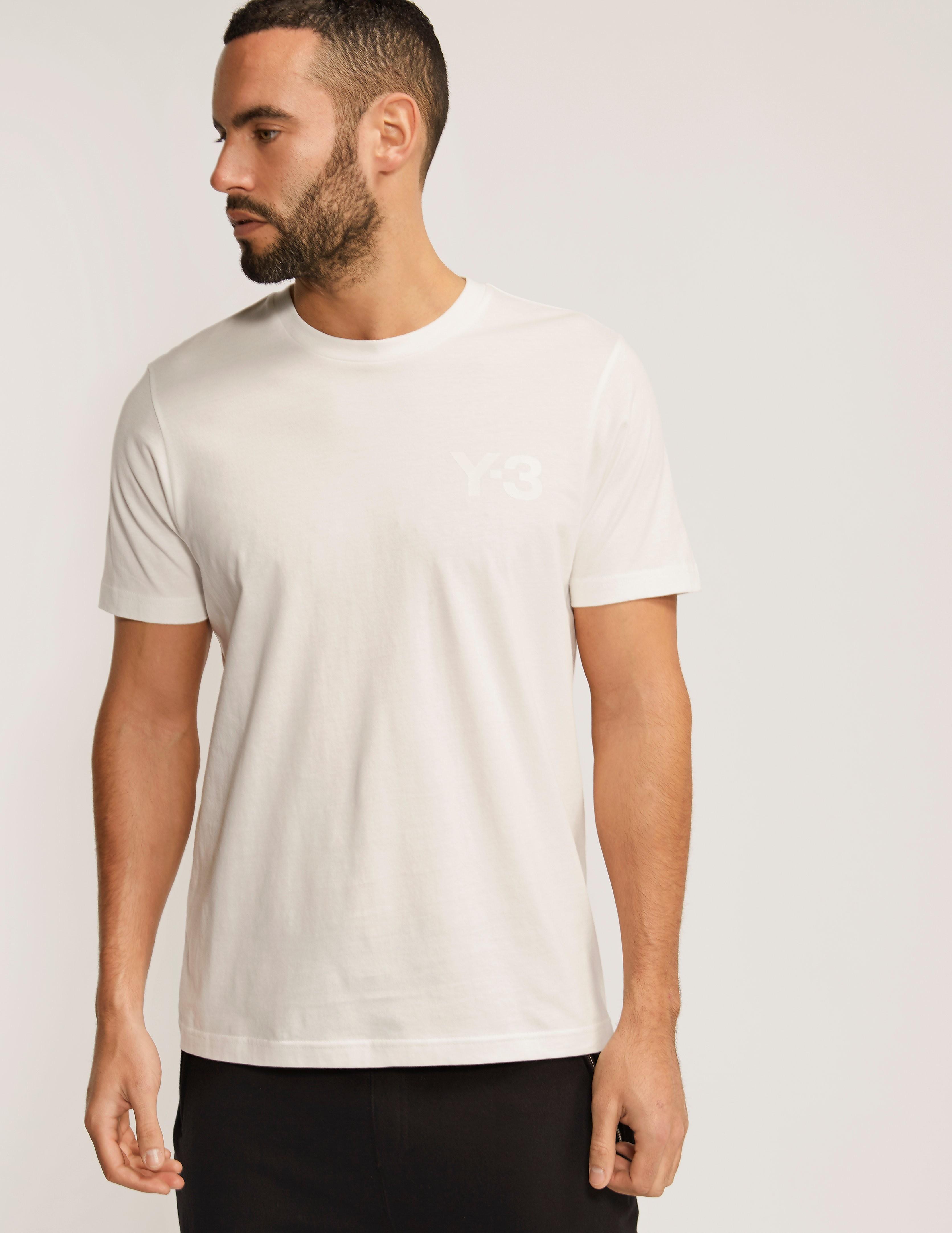 Y-3 Short Sleeve T-Shirt