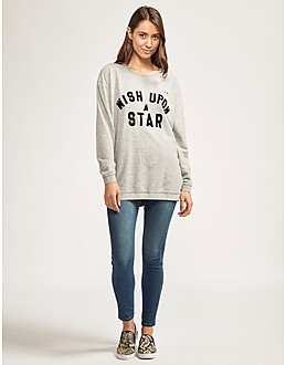 Maison Scotch Boxy Fit Wish Sweathshirt