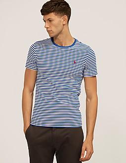 Polo Ralph Lauren Pin Stripe Crew Neck T-Shirt