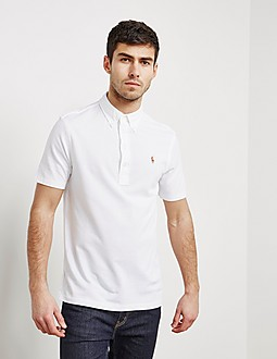 Polo Ralph Lauren Oxford Mesh Polo Shirt