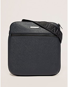 Armani Jeans Saffiano Stash Bag