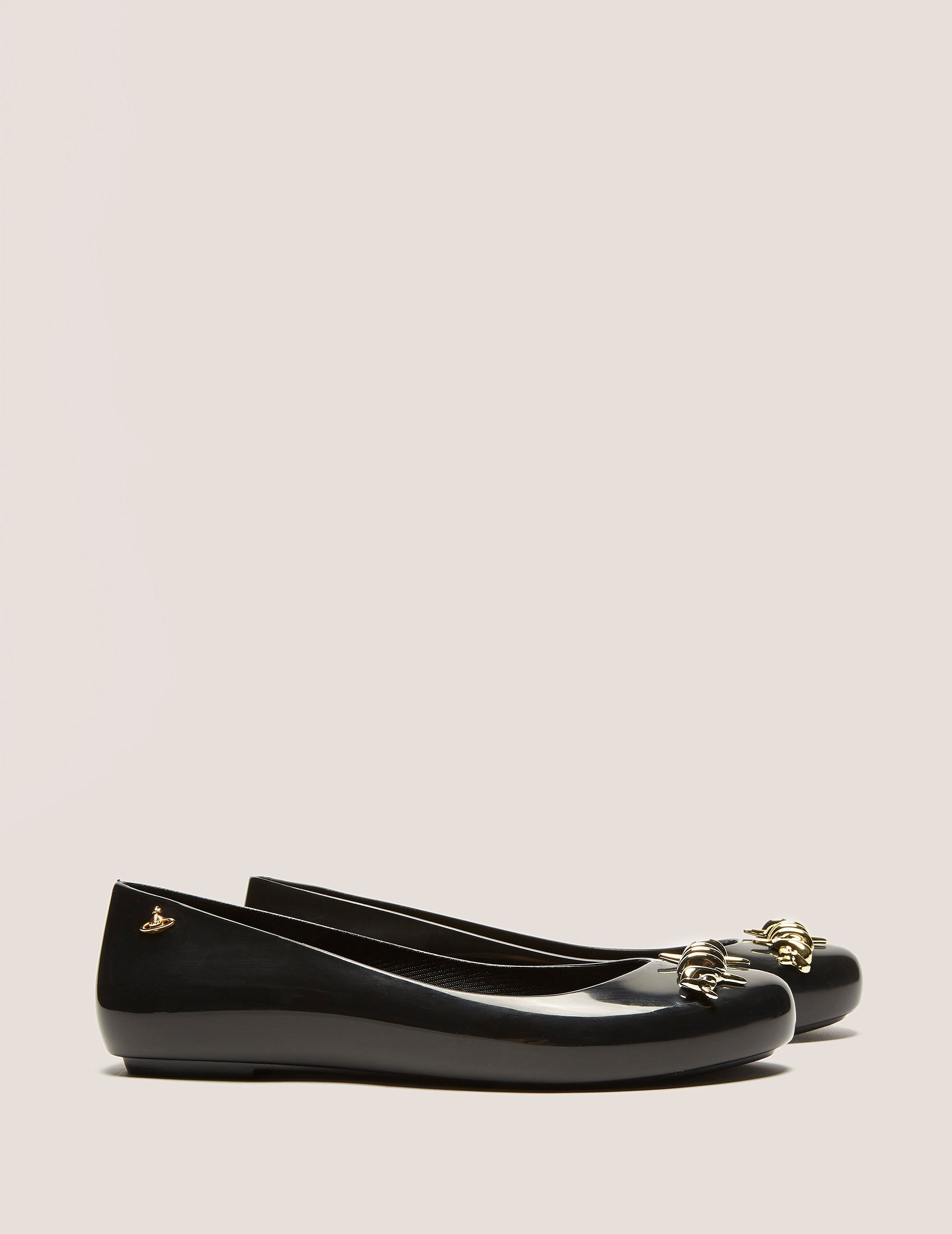 Melissa X Vivienne Westwood Space Love Barb Pumps