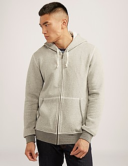 Scotch & Soda Home Alone Zip Through Hoody