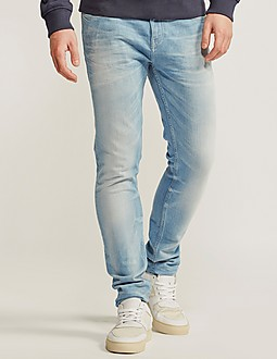 Scotch & Soda Skim Sundrench Stretch Skinny Jeans
