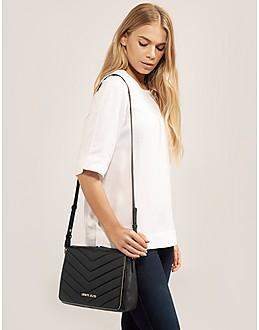 Armani Jeans Panelled Quilt Crossbody Bag
