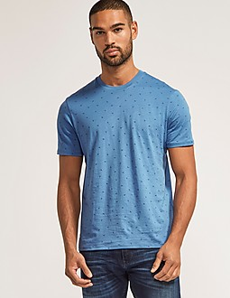 Armani Jeans Mini Eagle Logo T-Shirt