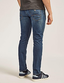 Armani Jeans J06 Midwash Jean - Long
