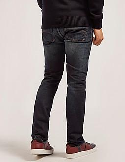 Armani Jeans J45 RT Rinse Jean - Short Length