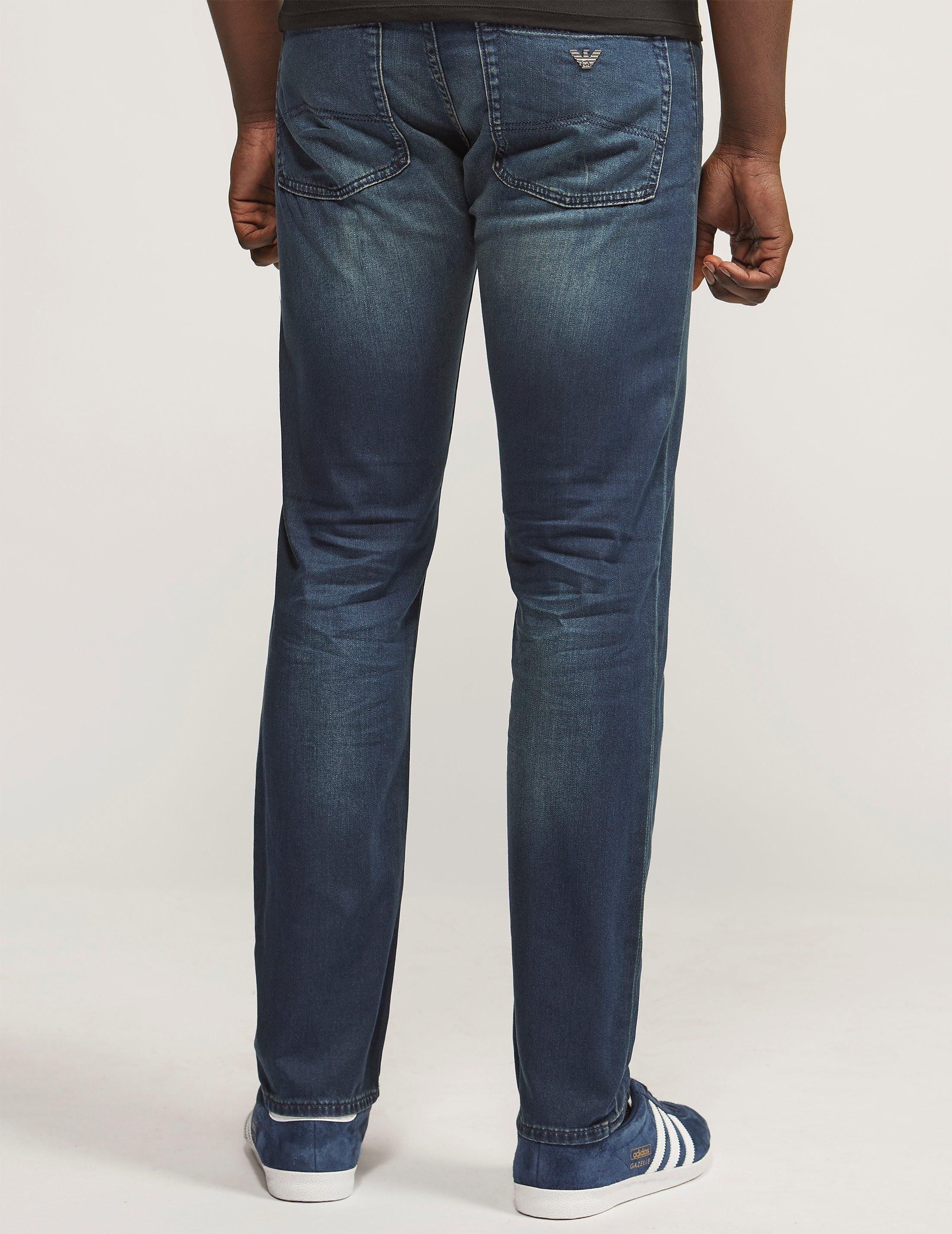 Armani Jeans J45 Regular Fit Jeans
