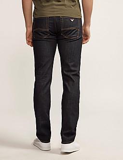 Armani Jeans J45 Slim Fit Selvedge Jeans