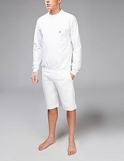Ermenegildo Zegna Fleece Short Suit