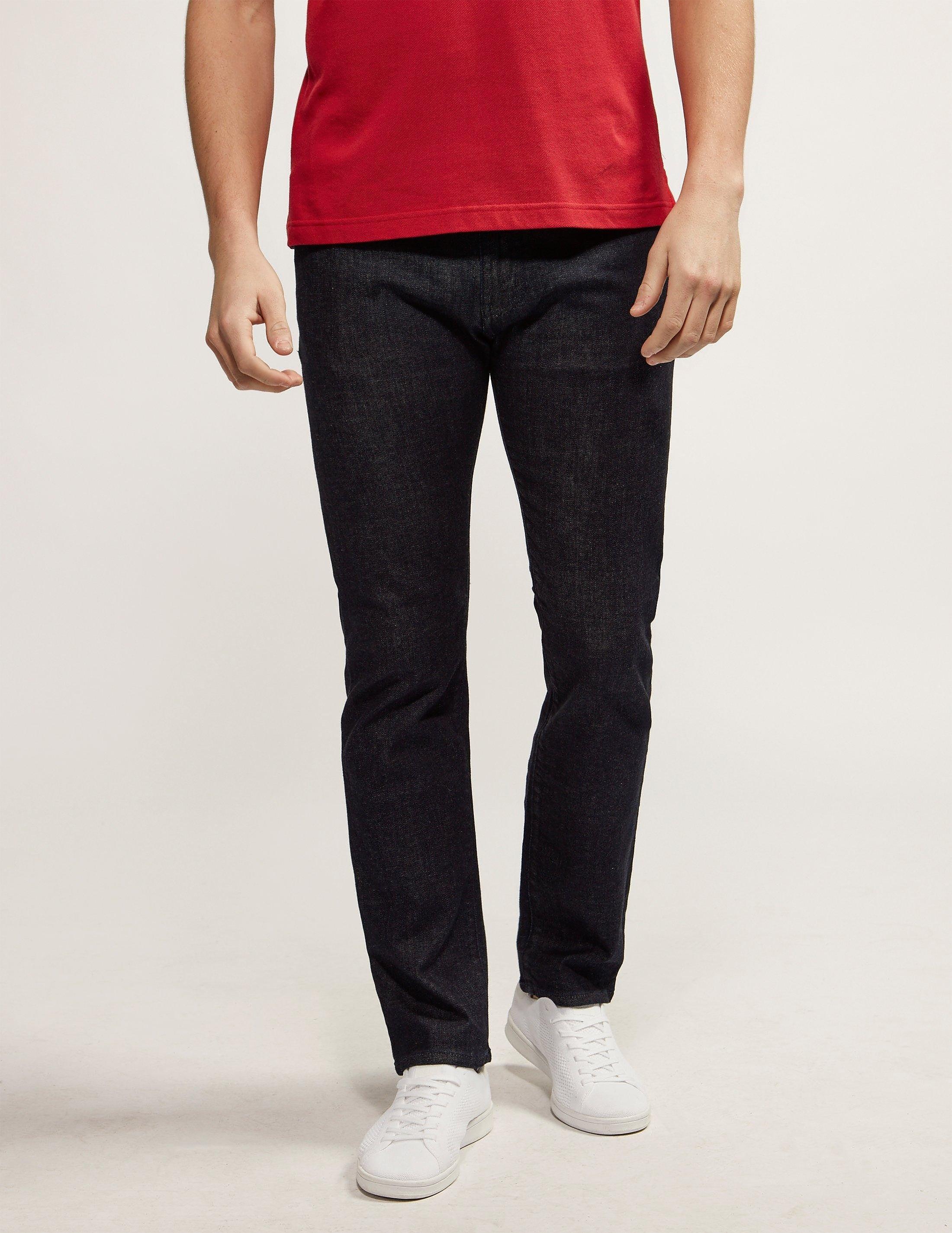 Armani Jeans J45 Slim Fit Jeans