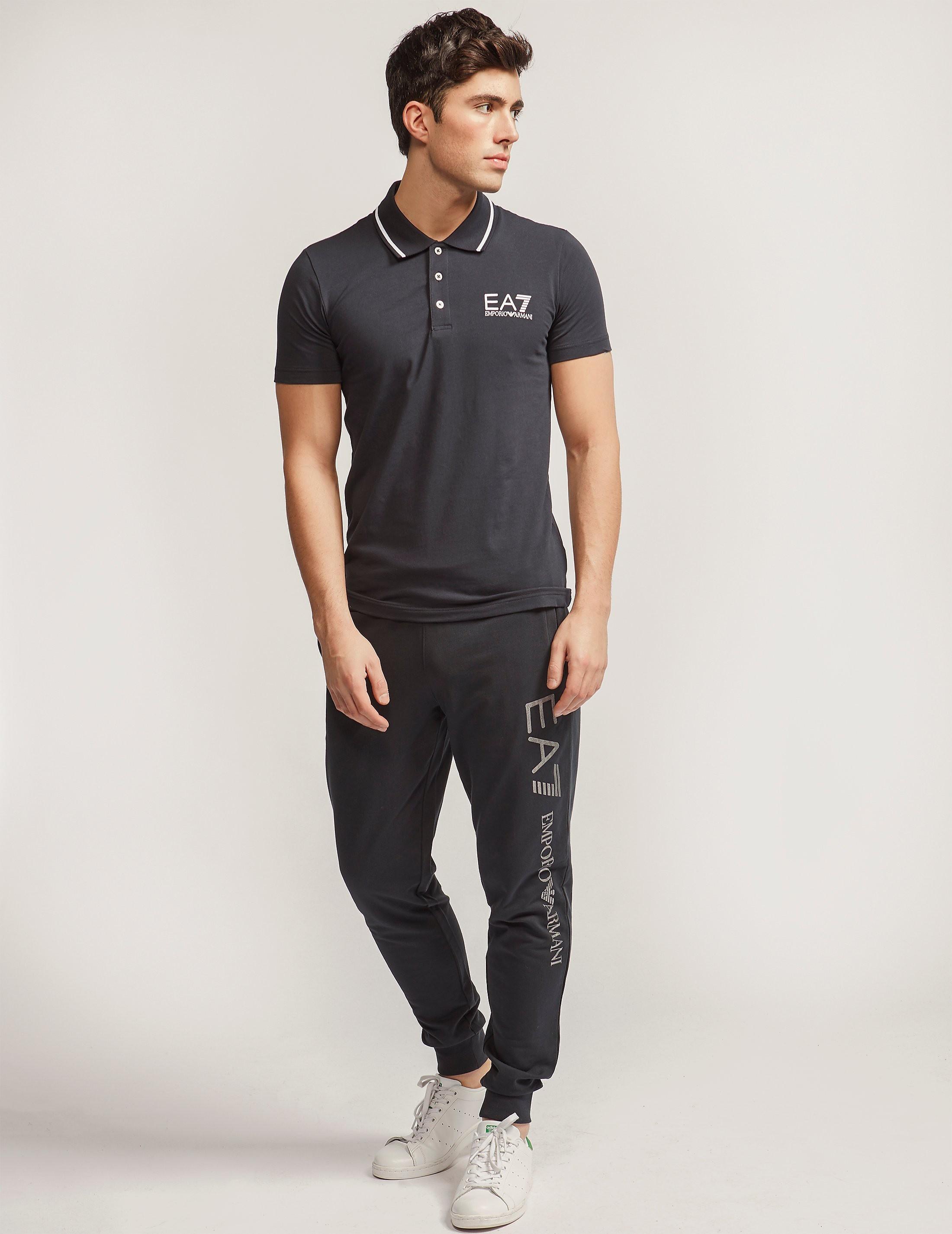 Emporio Armani EA7 Jersey Polo Shirt