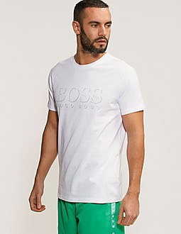 BOSS UV Protection Large Logo T-Shirt
