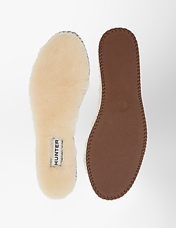Hunter Luxury Insoles