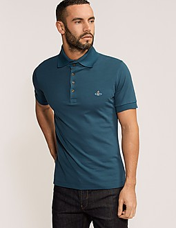 Vivienne Westwood Classic Short Sleeved Polo Shirt