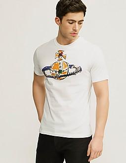 Vivienne Westwood Hand Drawn Orb T-Shirt