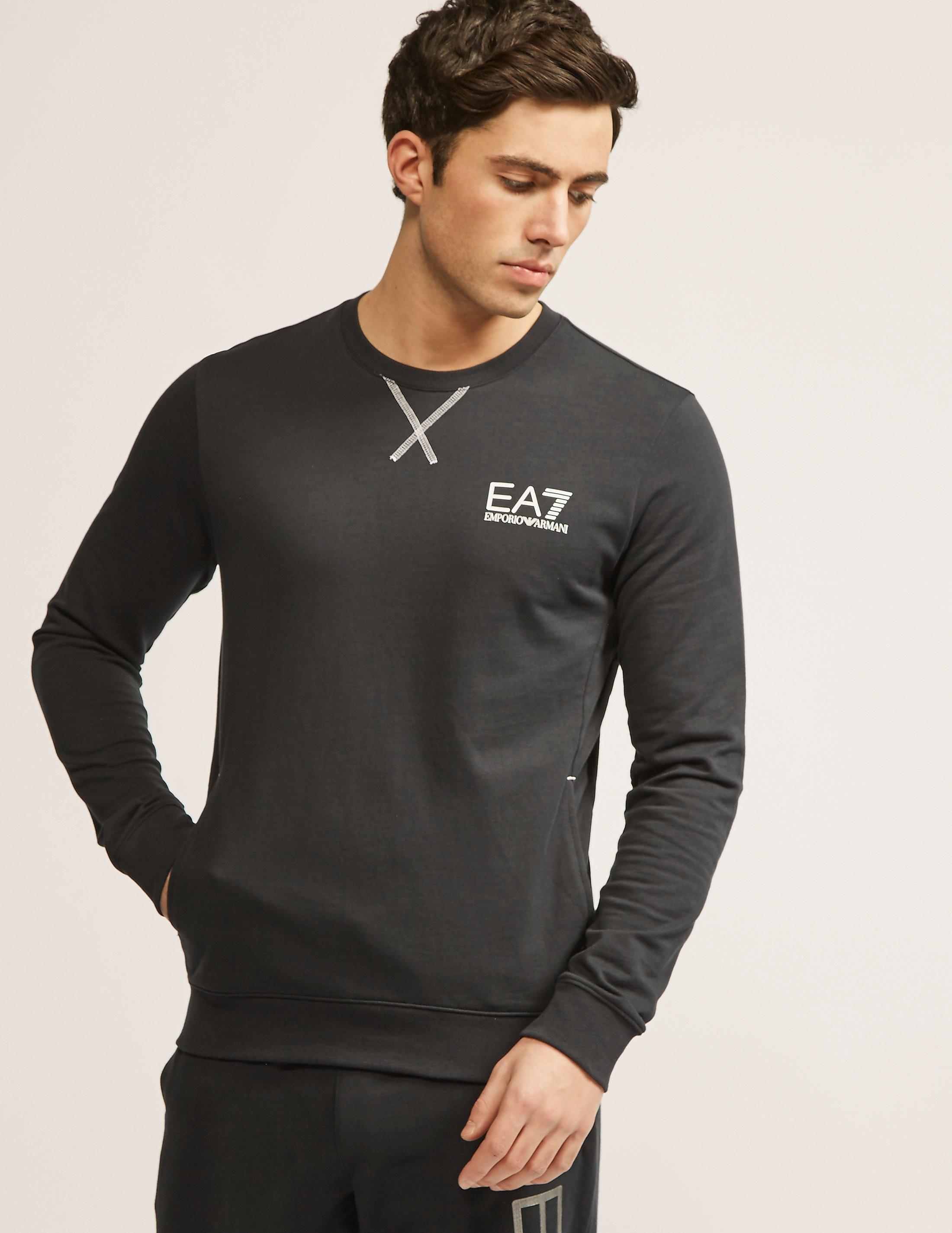 Emporio Armani EA7 Core ID Sweatshirt