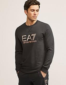 Emporio Armani EA7 Visibilty Crew Sweatshirt