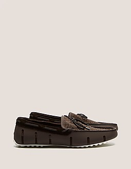 SWIMS Lace Loafer Weave