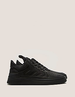 Filling Pieces Low Top Zig Zag Trainer