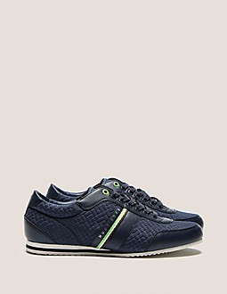 Boss Green Victoire Embossed Trainer