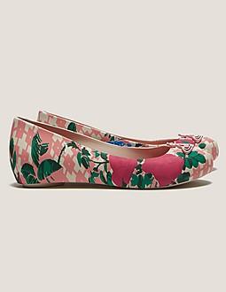 Melissa Ultra Girl 15 Flower Orb Shoe