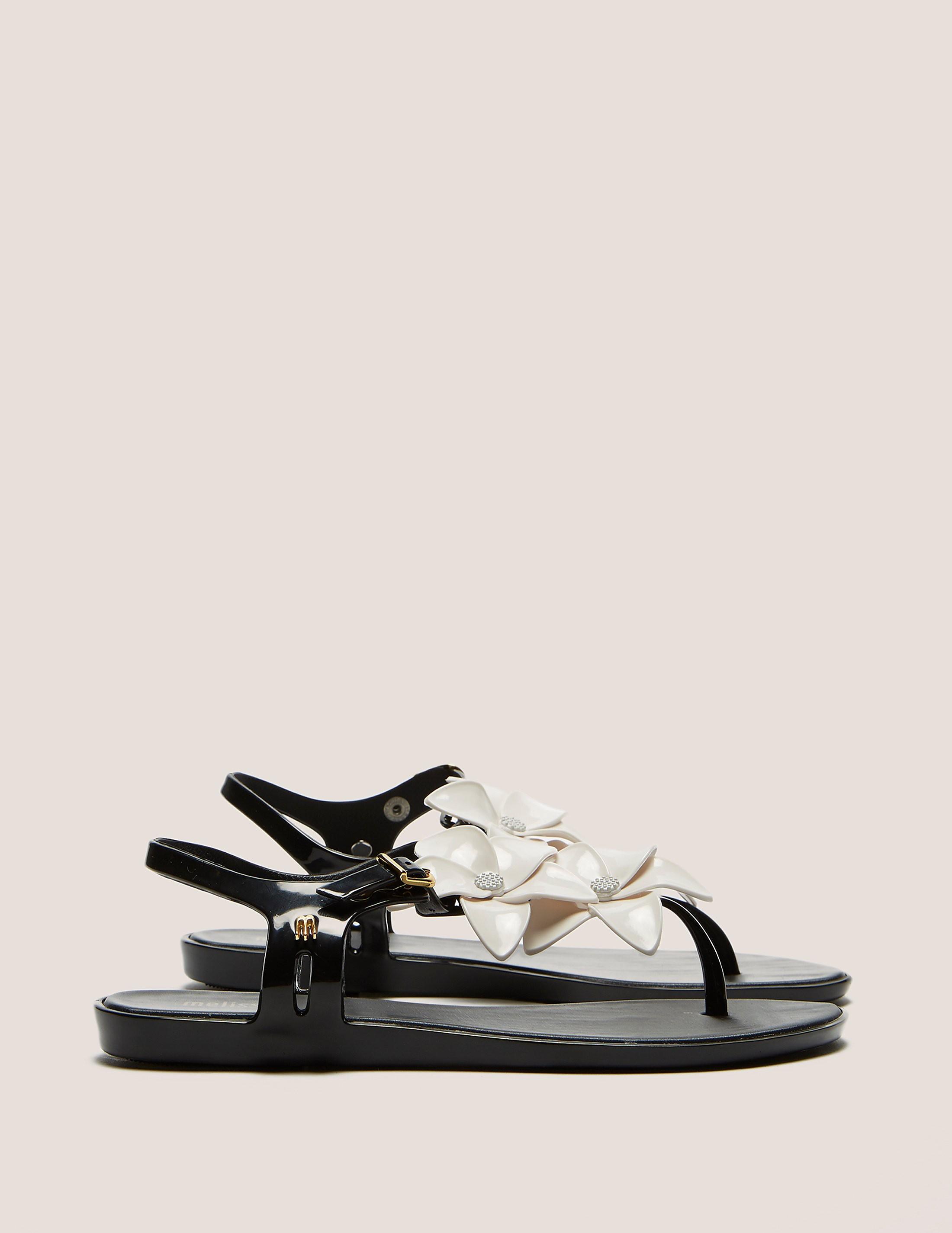 Melissa Flower T-Bar Sandal