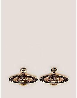 Vivienne Westwood Mini Bas Relief Earrings