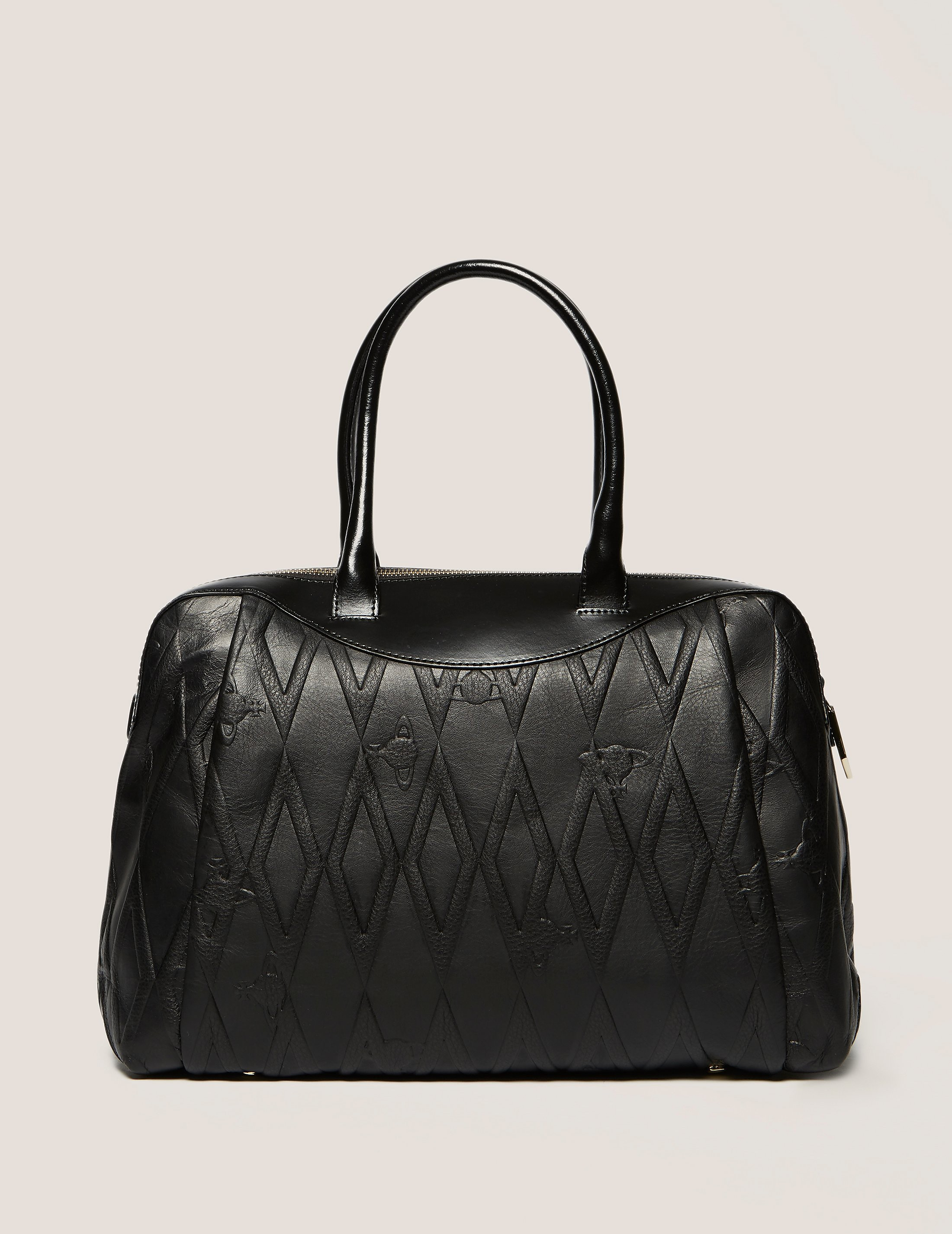 Vivienne Westwood Diamond Orb Shopper Bag
