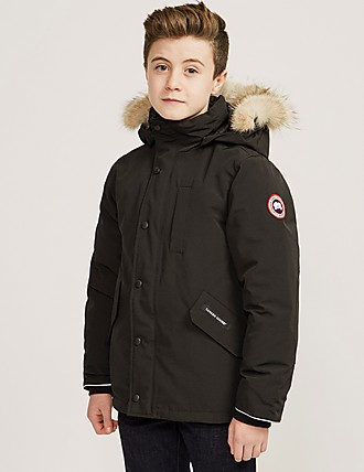 Canada Goose' Toddler's & Little Boy's Fur-Trimmed Grizzly Snowsuit