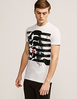Antony Morato Face Stripe T-Shirt