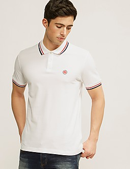 Pretty Green Short Sleeve Polo Shirt