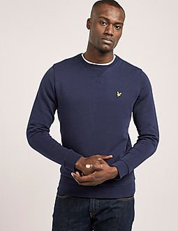 Lyle & Scott Crew Neck Sweathsirt