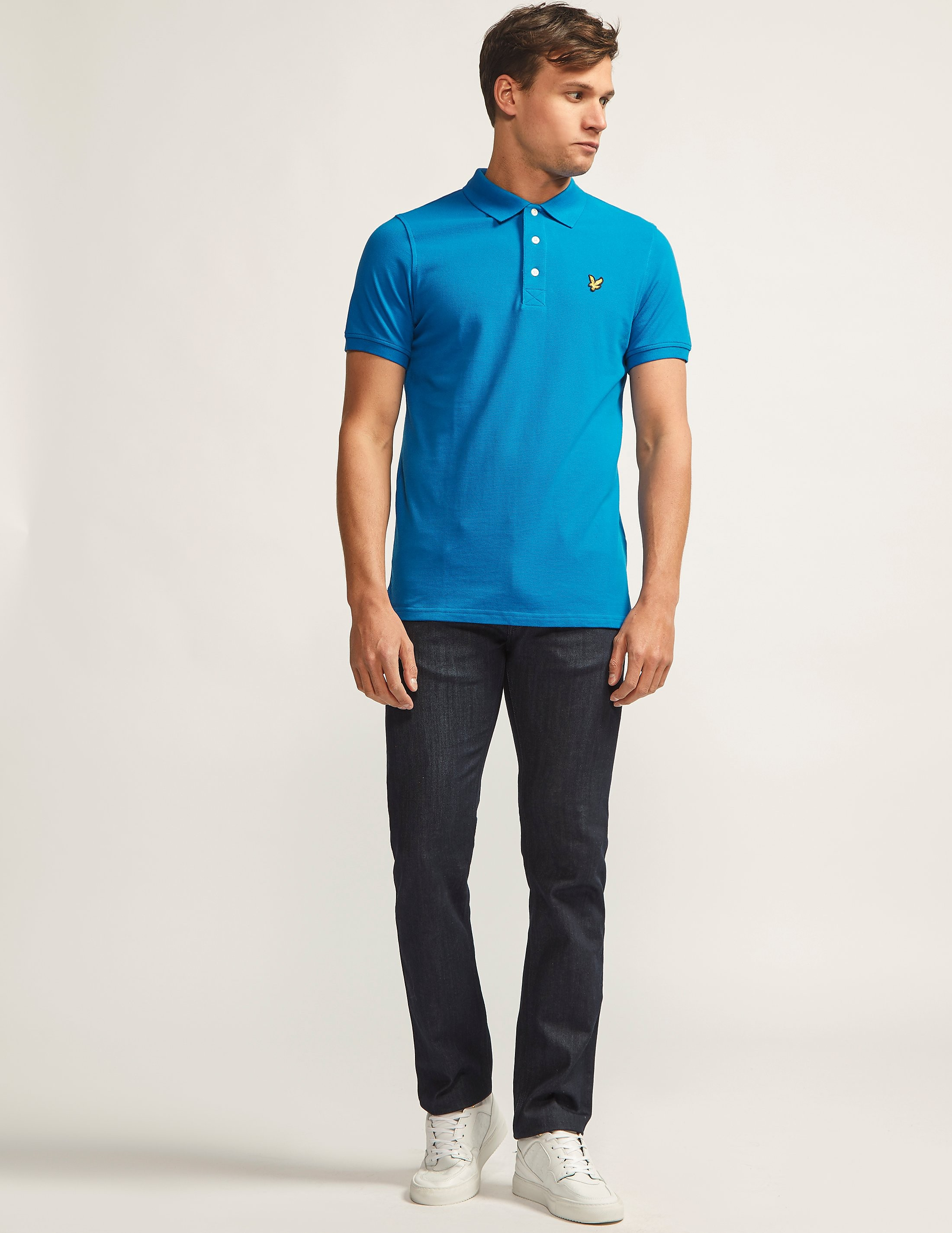 Lyle & Scott Classic Short Sleeve Polo Shirt