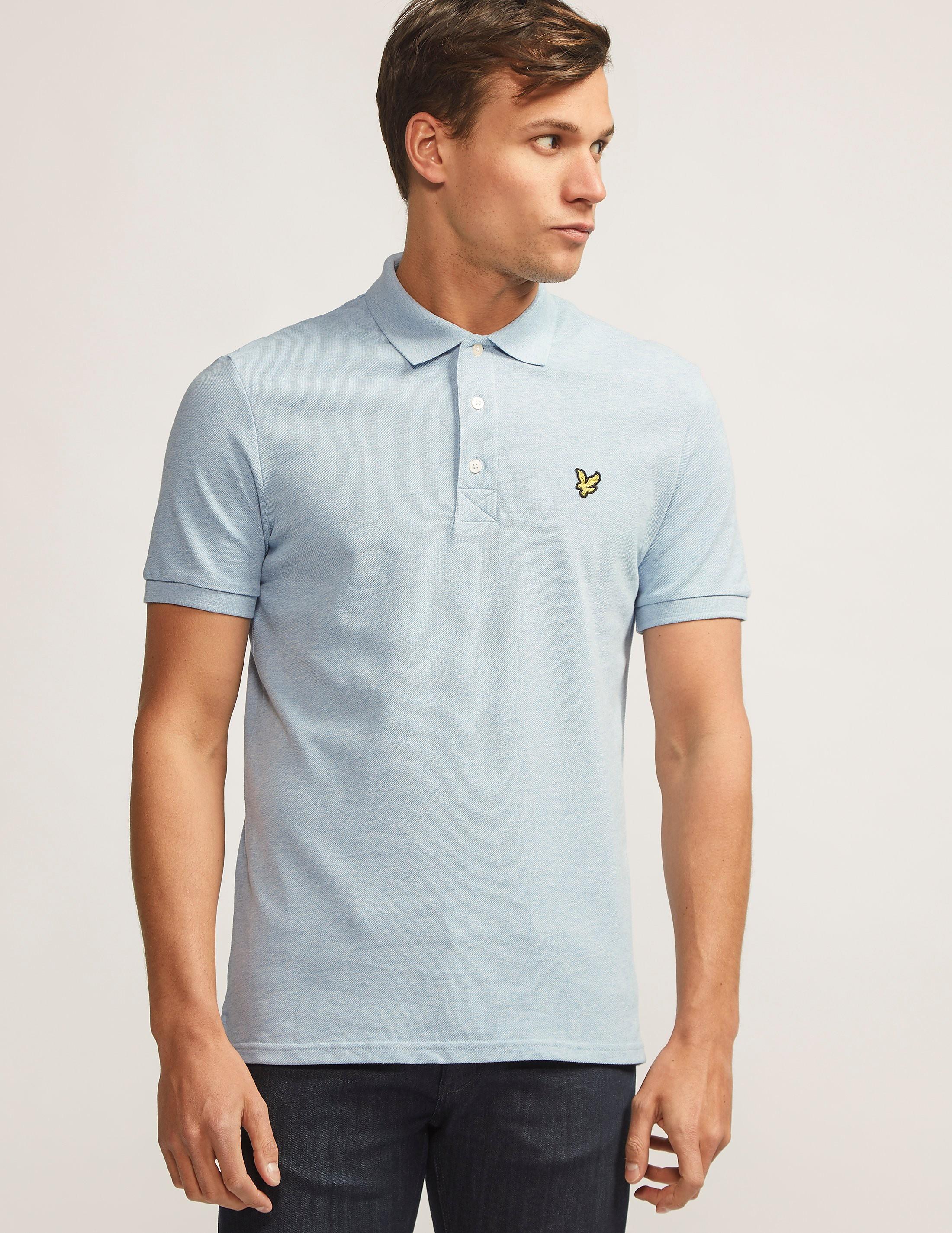 Lyle & Scott Classic Short Sleeve Polo Shirt