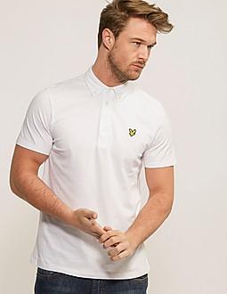 Lyle & Scott Jersey Short Sleeve Polo Shirt