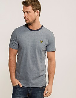 Lyle & Scott Fine Stripe T-Shirt