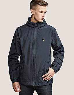 Lyle & Scott Nylon Hooded Jacket