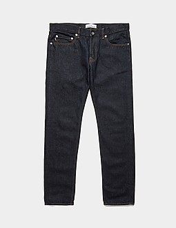 Stone Island Mid Rinse Tapered Fit Jeans - Long
