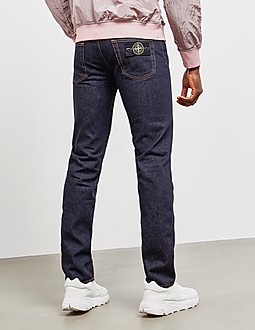 Stone Island Slim Fit Jeans - Long