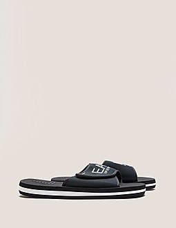 Emporio Armani EA7 Swim Slip-On Sandals